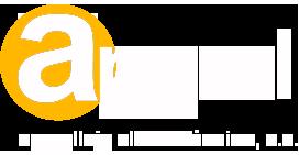 Logo Blanco Aparel